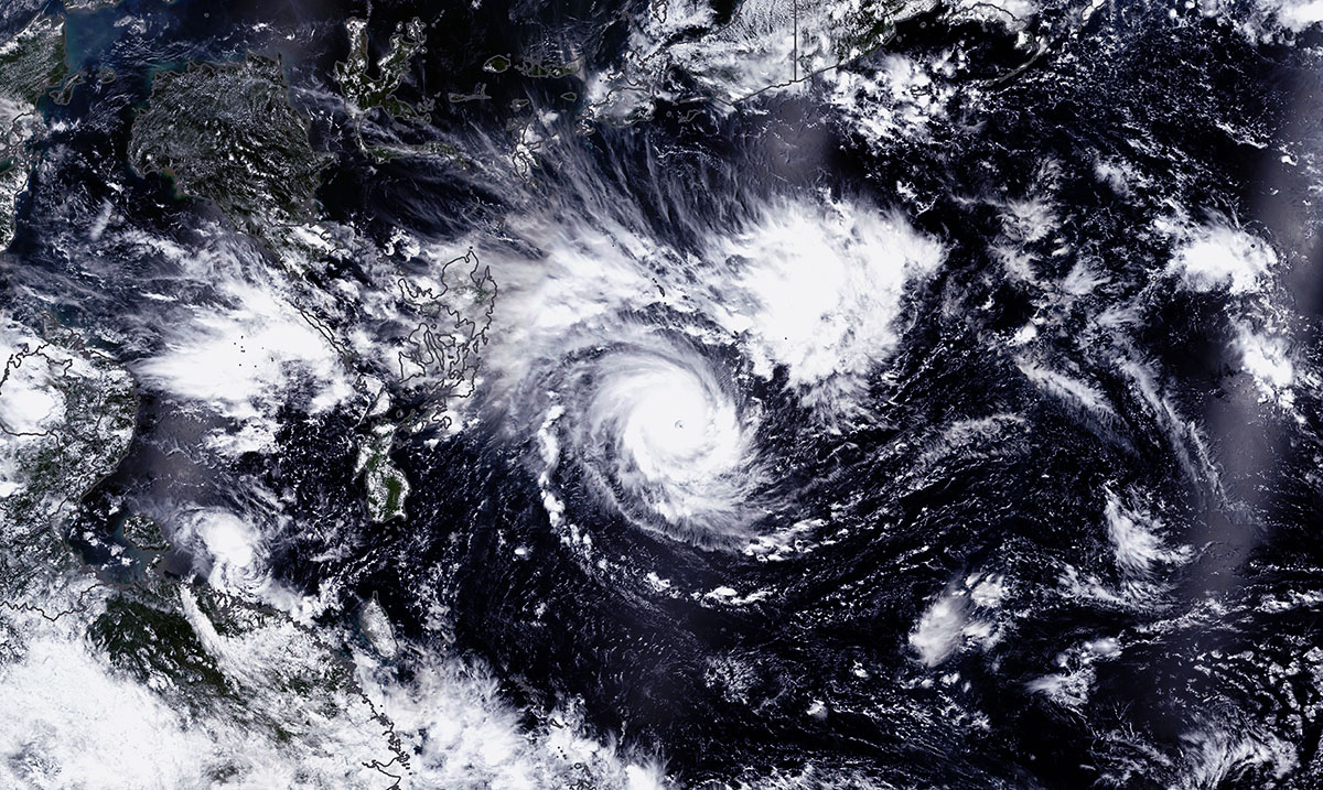 Brace Yourselves for Typhoon Trami, Expected to Hit Sunday With Violent 134 MPH Winds
