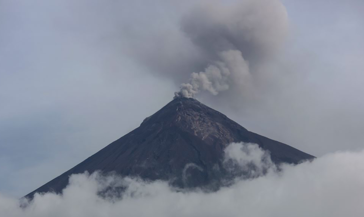 Guatemala's Volcano Shoots Ash Even Now, Months After Deadly Explosion