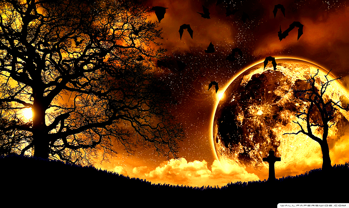 Halloween And The Thinning Of The Veil Between Worlds