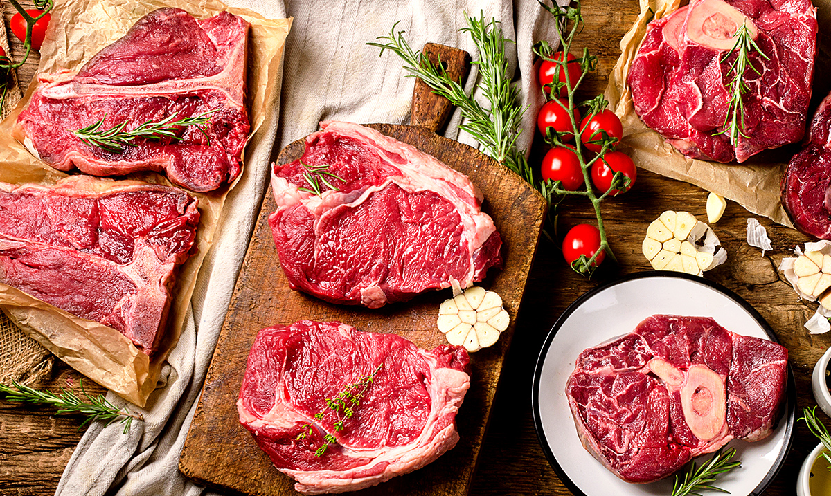 Extreme Reduction In Meat Eating Found 'Essential' To Avoid Complete Climate Breakdown