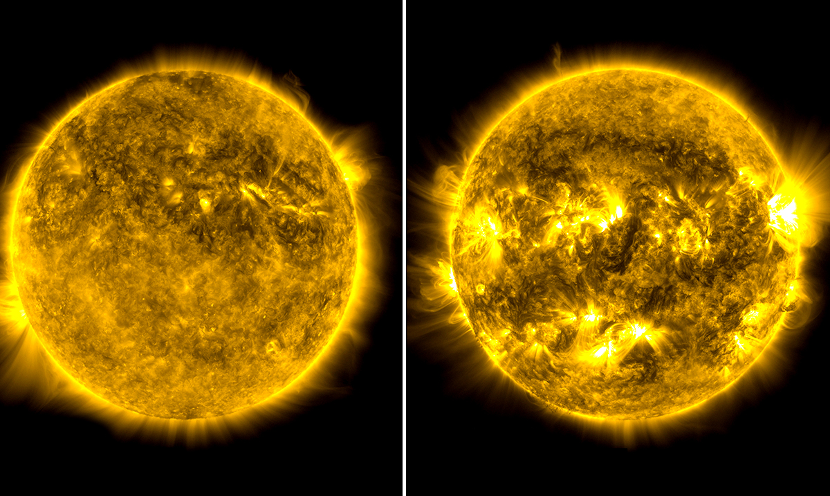 The Solar Minimum is Coming And It's Going To Be Chilly!