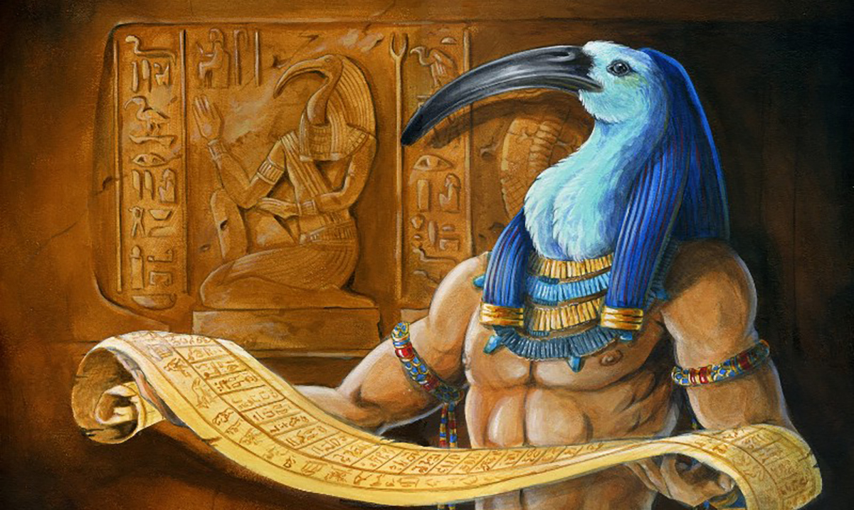 The Ancient Egyptian Book of Thoth Is Said to Give You Supernatural Abilities