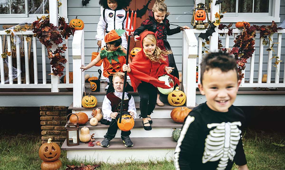 Kids Over 12 Face Potential Jail Time for Trick-or-Treating