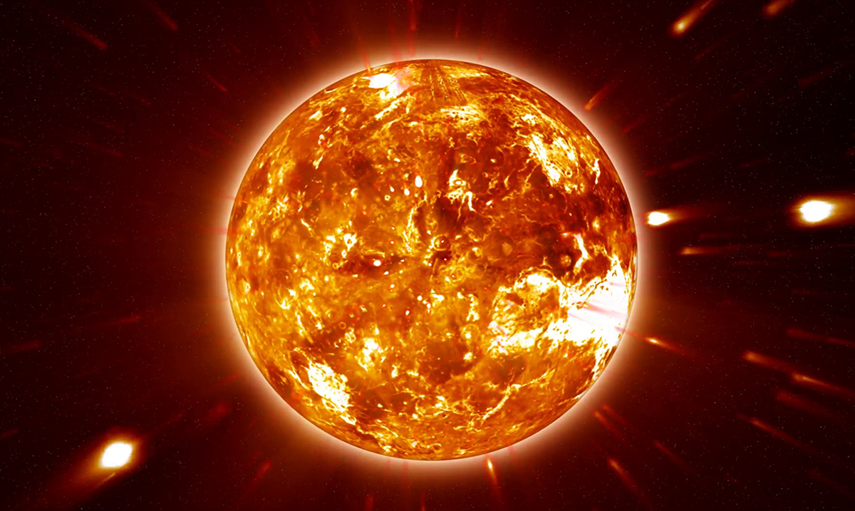 Don't Underestimate the Powerful Energy Associated With the Venus Star Loop