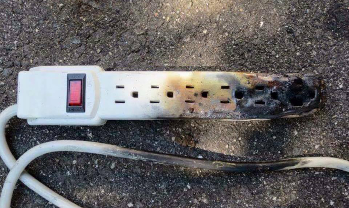 Fire Officials Are Now Warning the Public To Not Plug Space Heaters Into Power Strips