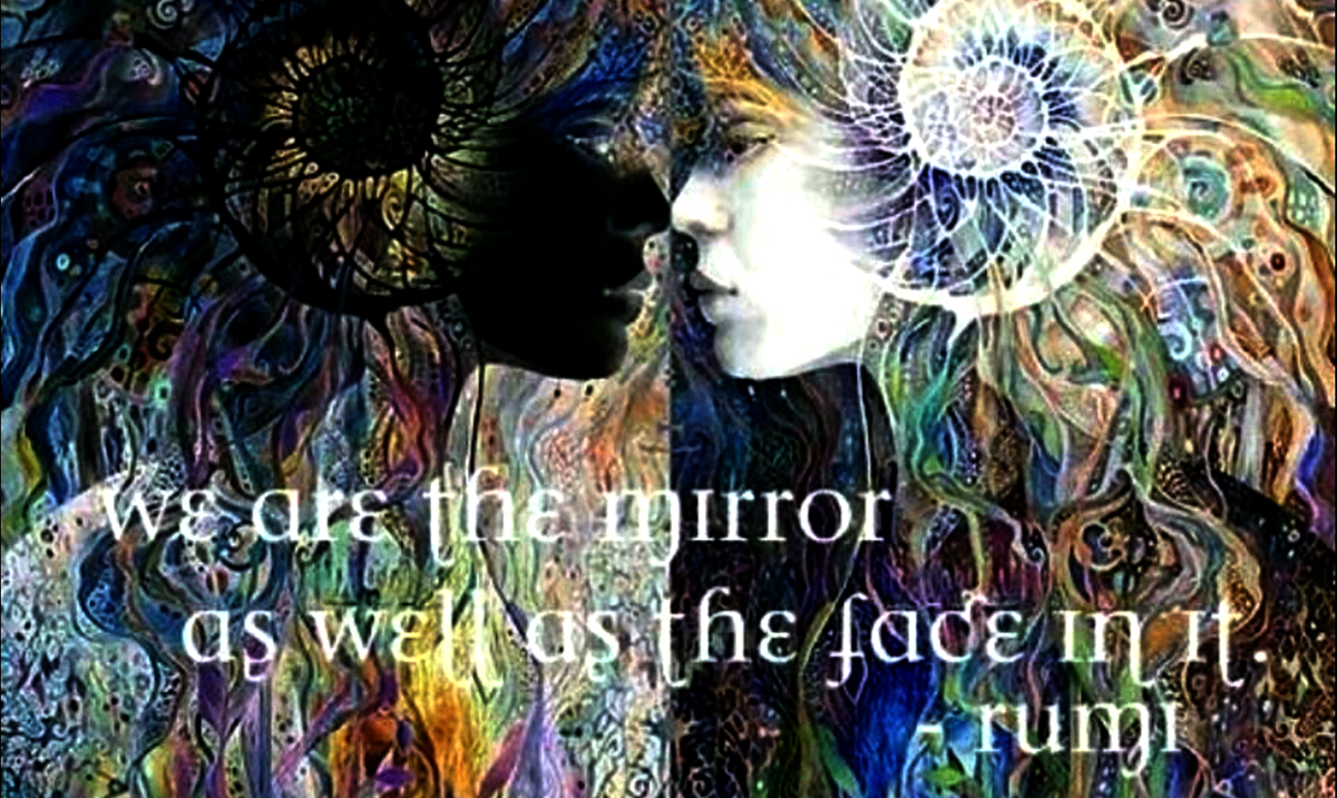 Soulmates Are Actually Mirrors To Our Souls