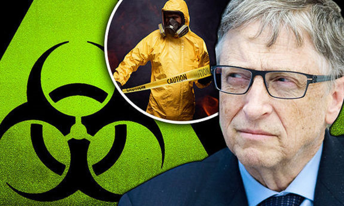Bill Gates Warns We Should Seriously Prepare for A Disease That Could Kill 30 Million People in Just 6 Months