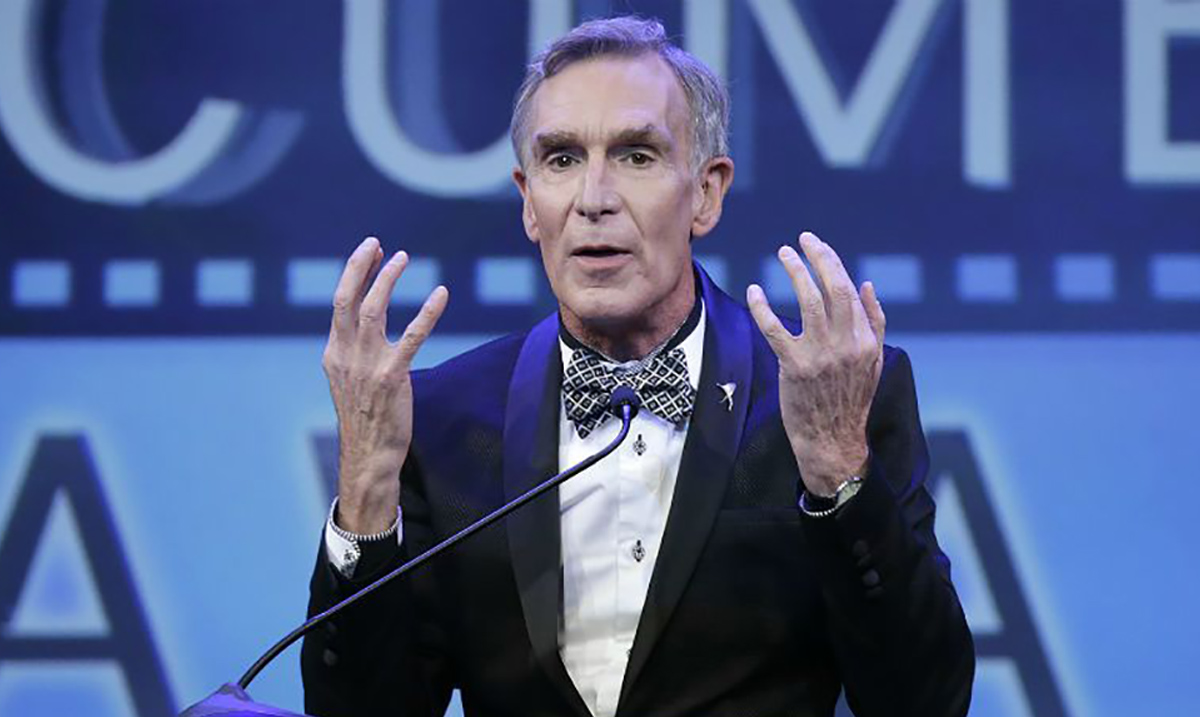 """Bill Nye On the Colonization of Mars, """"Are You Guys High?"""""""
