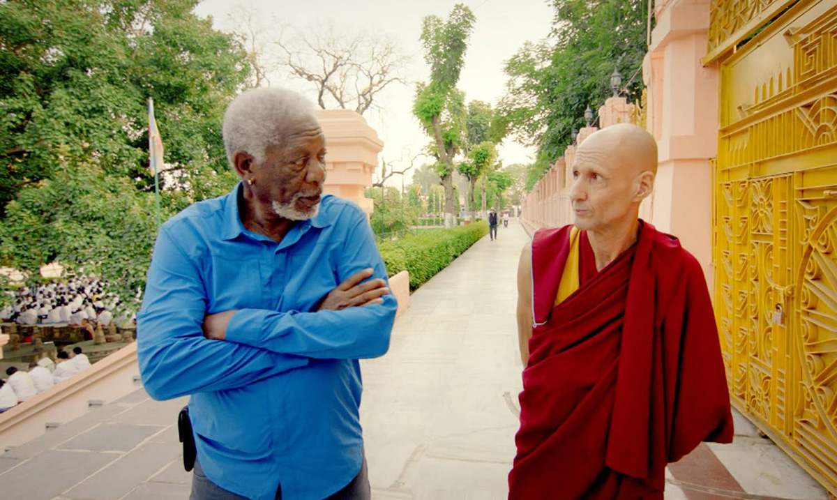 Buddhist Monk Explains The True Meaning Of Miracles To Morgan Freeman – This Will Change Your Life!