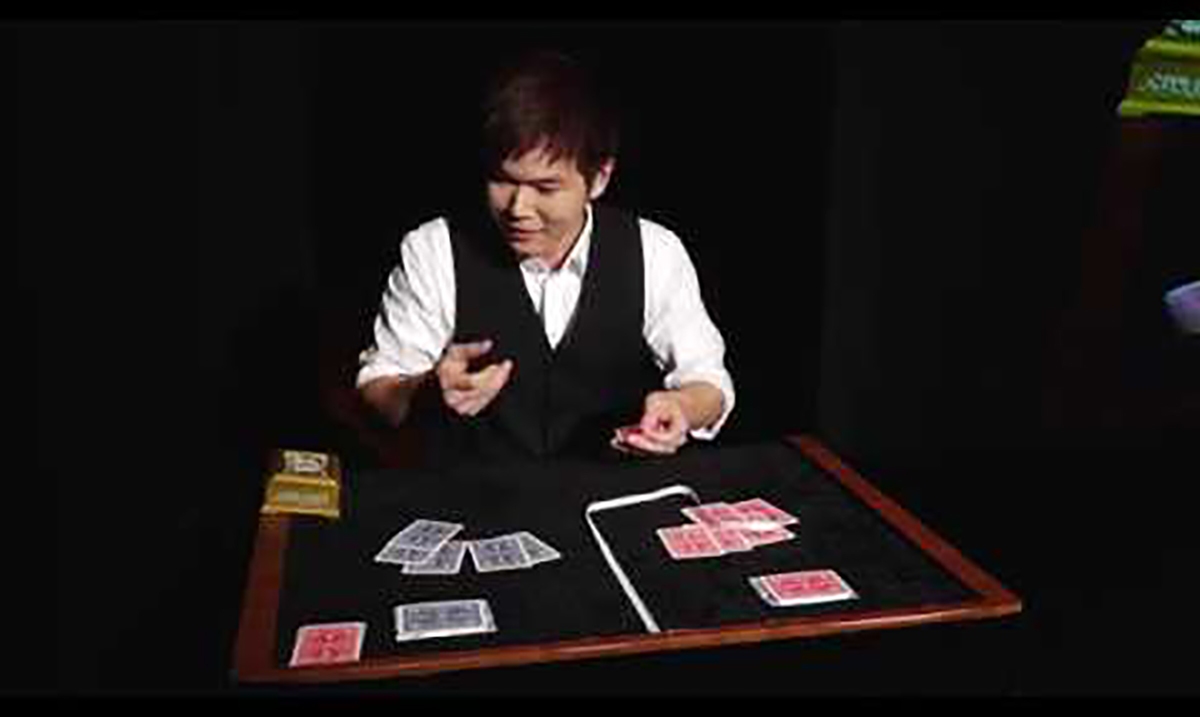 This Award Winning Magic Trick Completely Violates the Laws of Physics