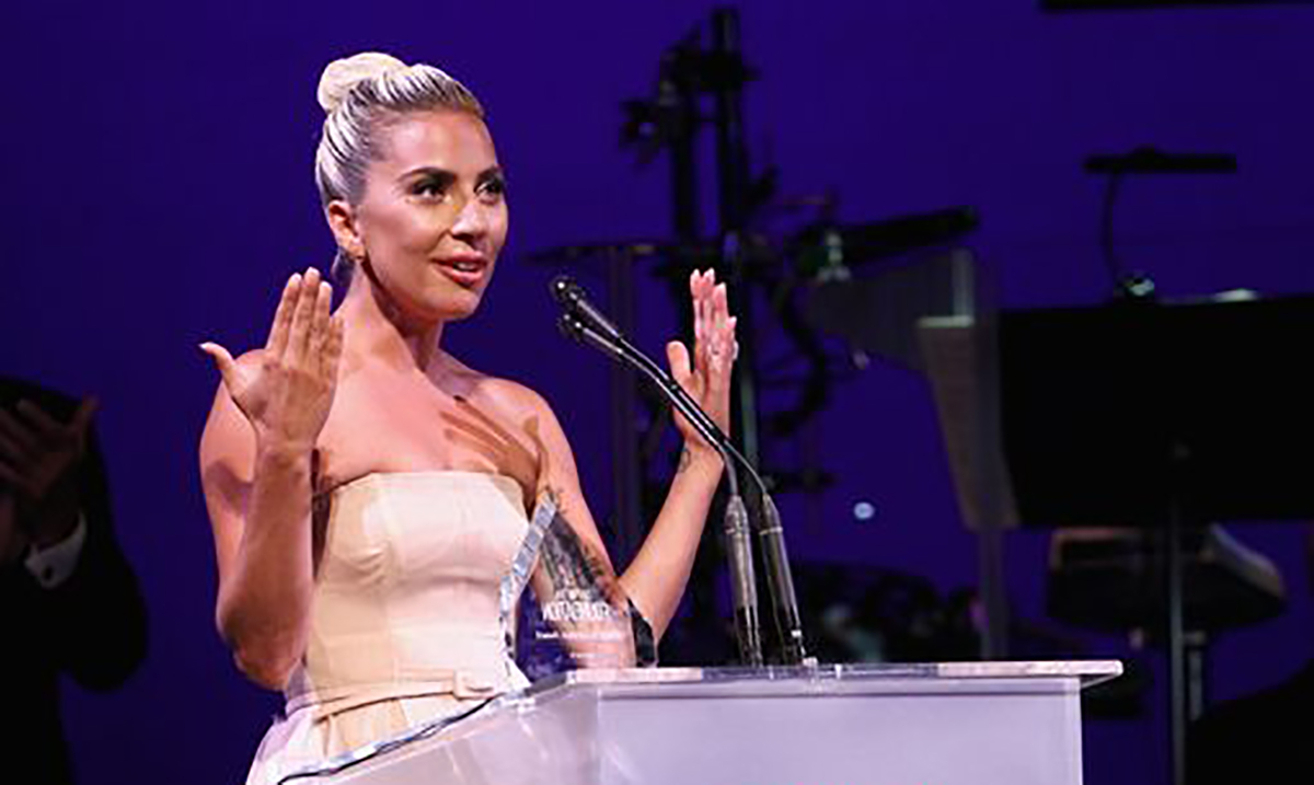 Lady Gaga Truly Shocks the World With Comments About the Borderline Shooter That No One Should Ignore