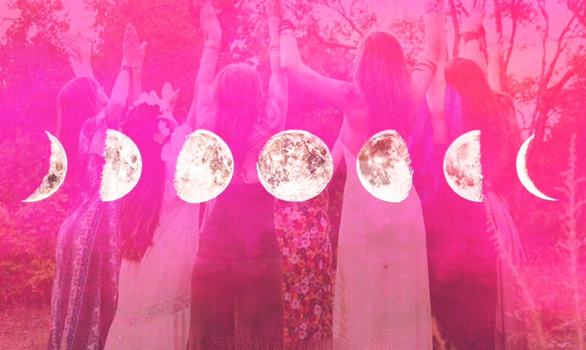 The True Spiritual Significance of the Female Moon Cycle
