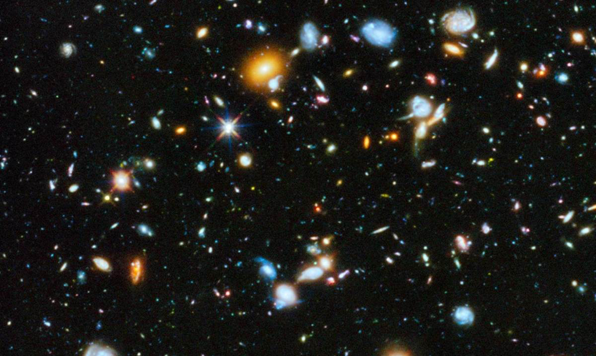 The Most Important Image Hubble Has Ever Captured