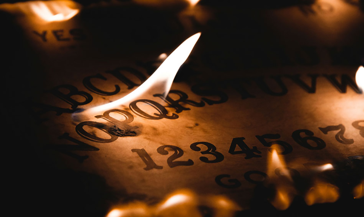22 Frightening First-Hand Ouija Board Experiences That Will Prove You Shouldn't Screw With the Dead