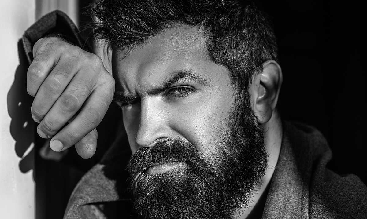 Bearded Men Make Better Boyfriends, According To Recent Study