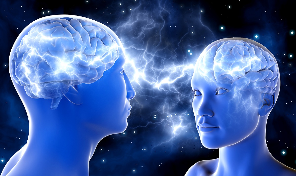 Neuroscience Says Your Brain Can Be On The Same Wavelengths As Somebody Else!