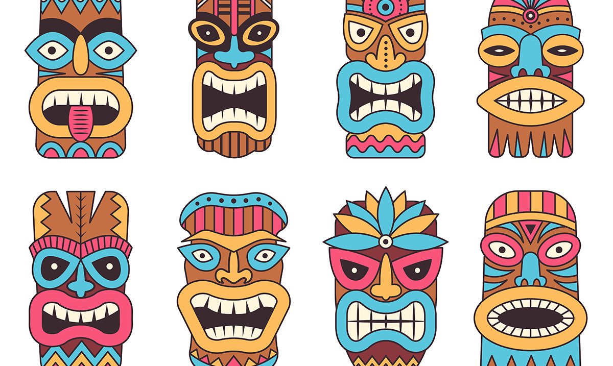 Choose A Tribal Mask to See What It Reveals About Your True Personality