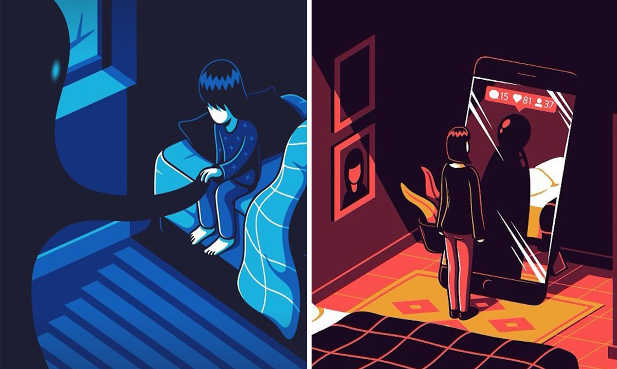 30+ Clever And Meaningful Illustrations That Will Leave You Rethinking Your Entire Life