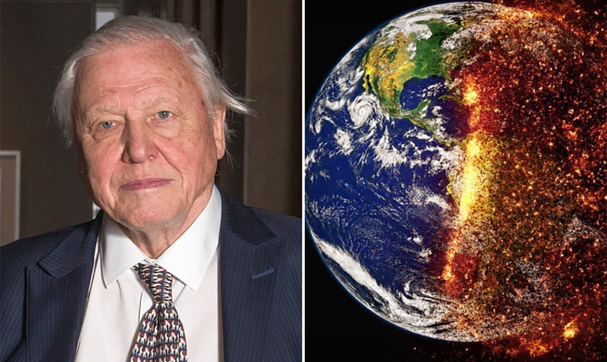 Attenborough Claims Climate Change Could Be Our 'Greatest Threat in Thousands of Years'