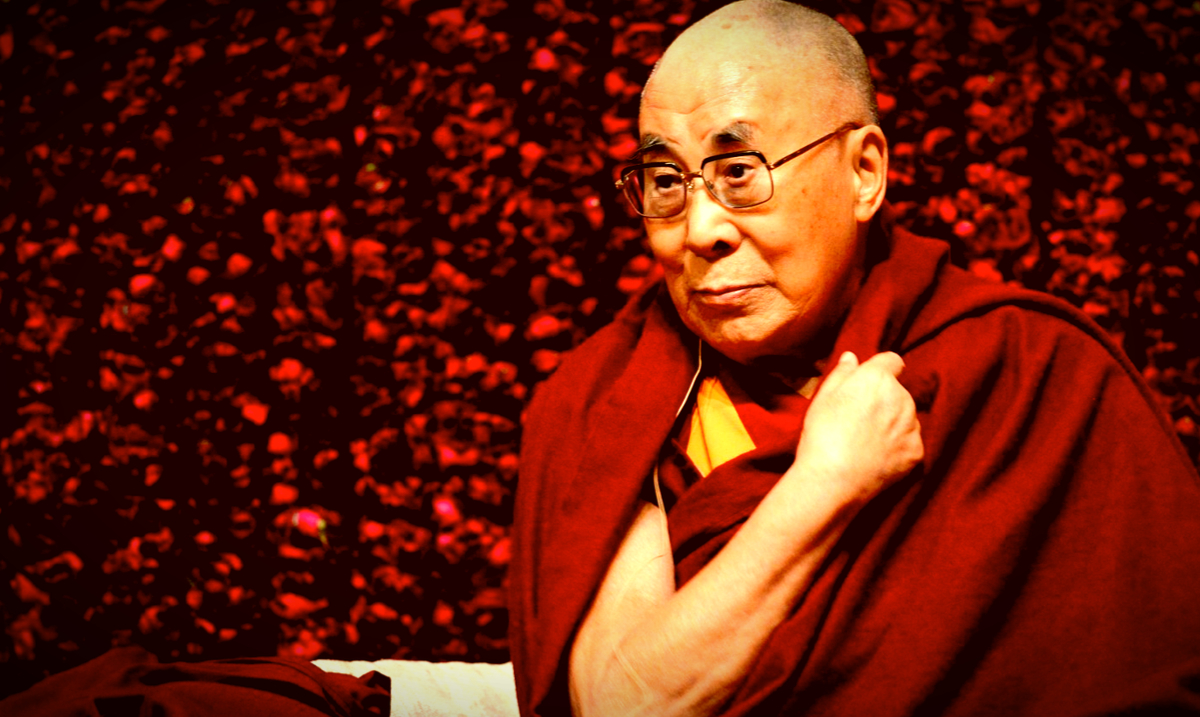The Dalai Lama Explains How to Embrace Your Anger And Transform It For True Spiritual Growth