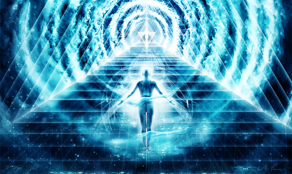 12 Dimensions Of Consciousness That Must Be Awakened To Reach A Level Beyond Enlightenment