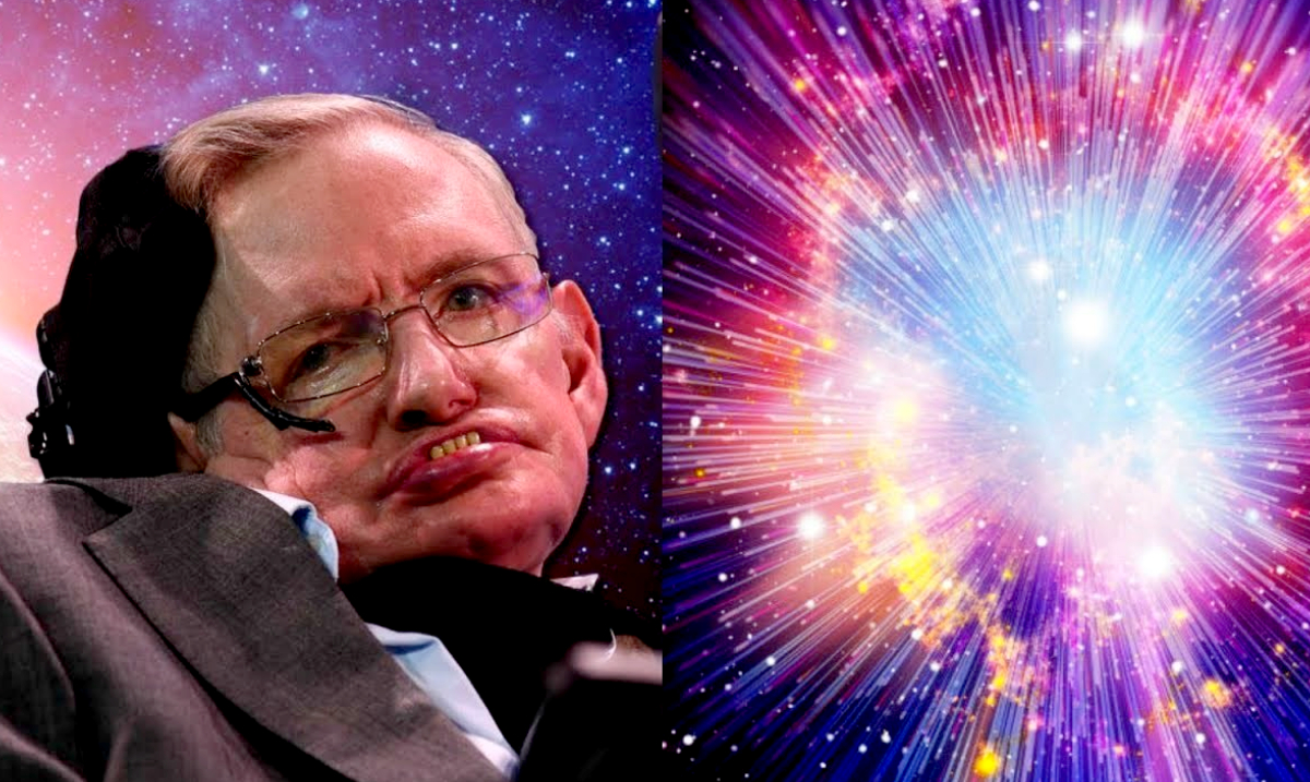 Stephen Hawking's Final Theory Regarding the Universe Is Going to Melt Your Brain