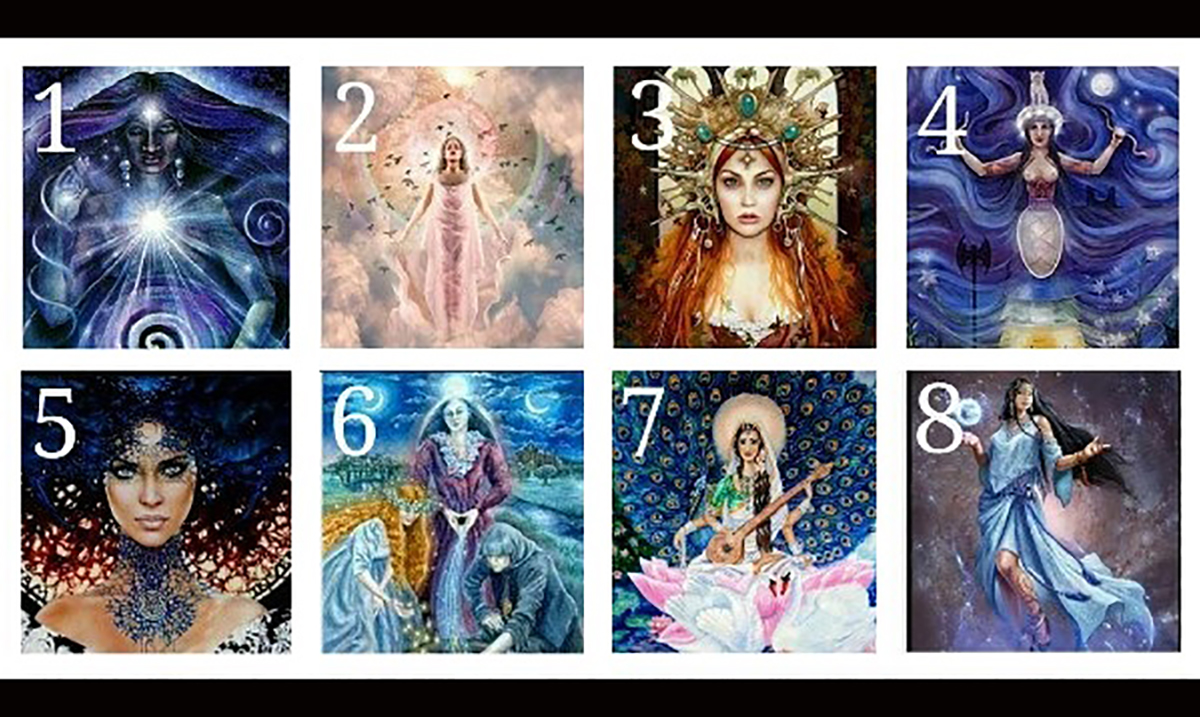 Pick Your Favorite Oracle To Reveal the Prophetic Message She Has For Your Soul