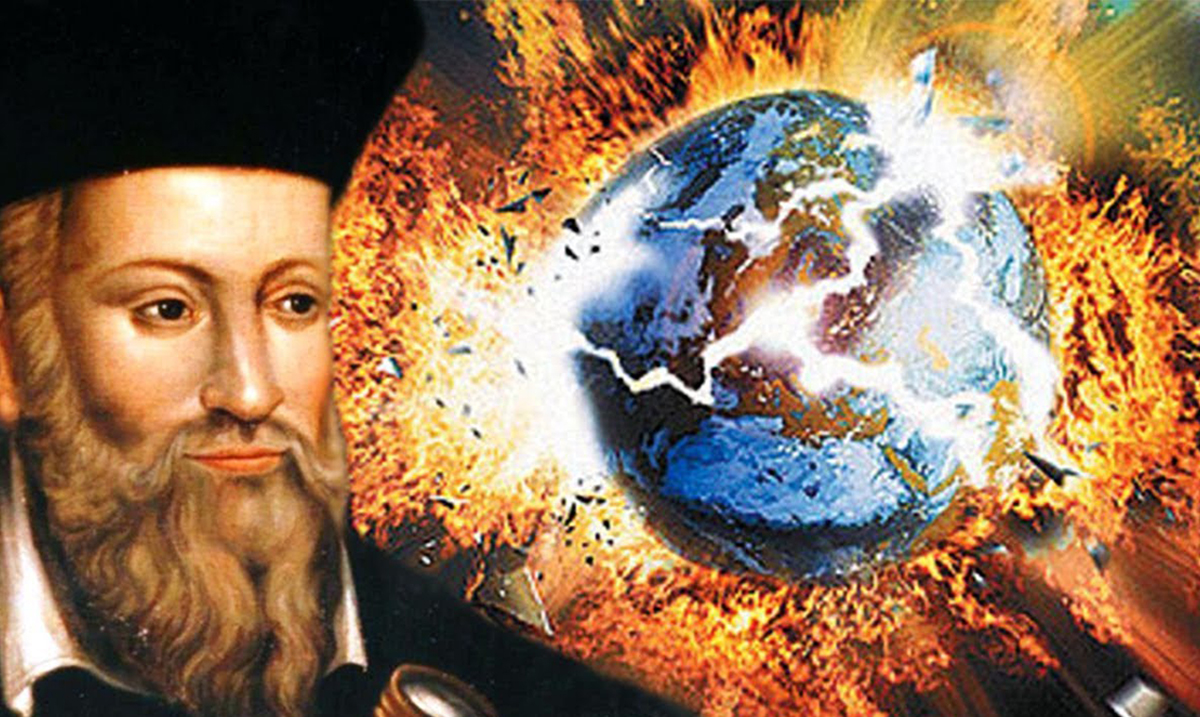 Nostradamus Had 5 Unsettling Prophesies for 2019, And We Could See Them Come True