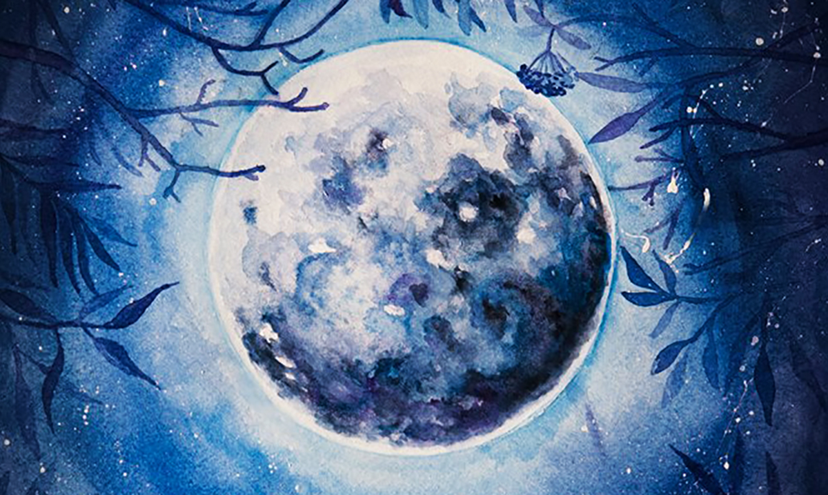 The Spiritual Significance of the Cold Full Moon On December 22, 2018
