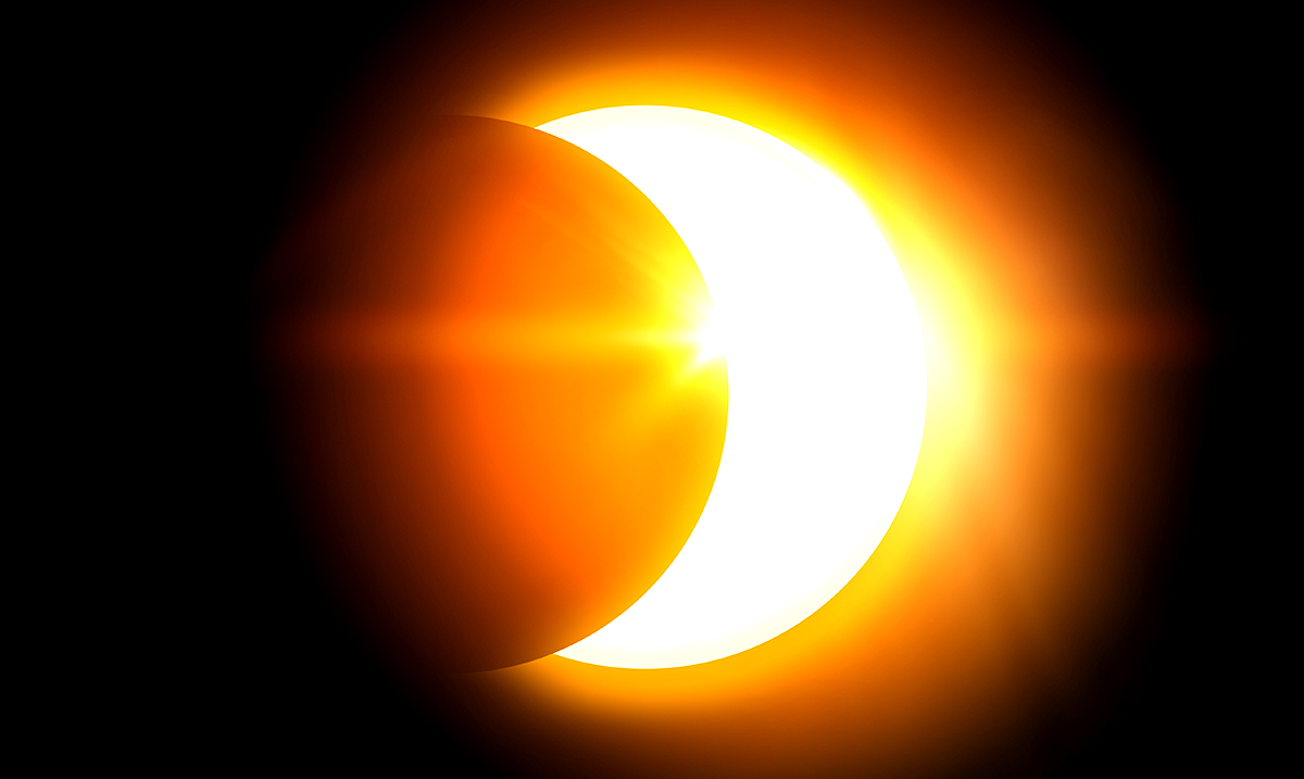 January's Partial Solar Eclipse Will Be A Powerful Force For All Zodiac Signs