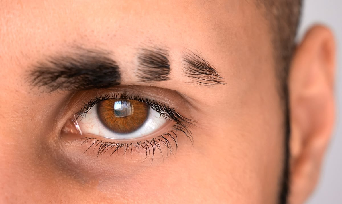 If You Really Want To Spot A Narcissist You Should Look At Their Eyebrows