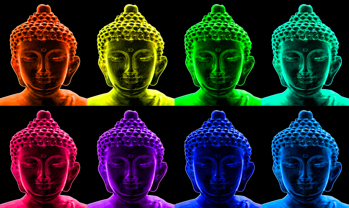 The Four Elements of True Love, According to Buddhism