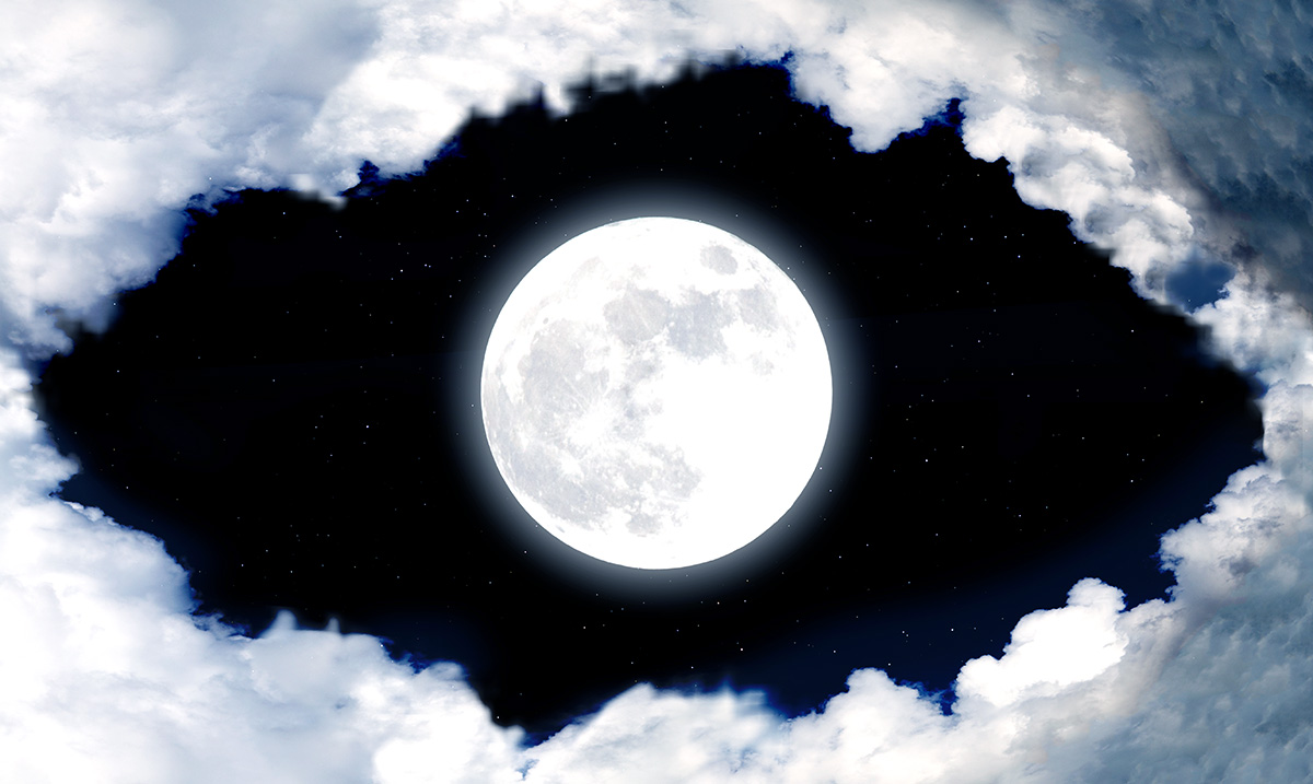 December Full Moon 2018: The 'Cold Moon' That Marks The Beginning Of Winter