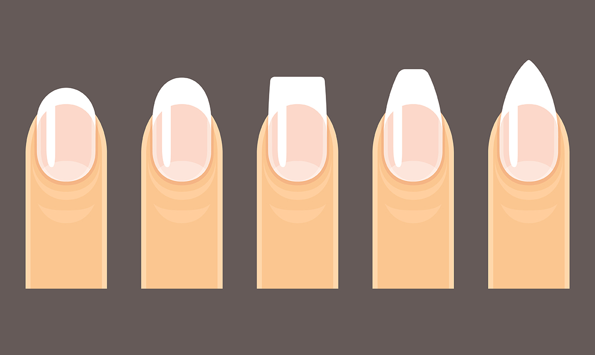 The Shape Of Your Nail Determines What Type Of Partner You Are