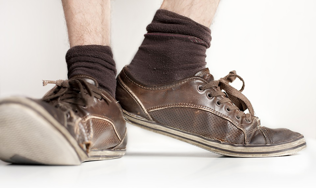 37-Year-Old Father Hospitalized After Sniffing His Socks For Too Long