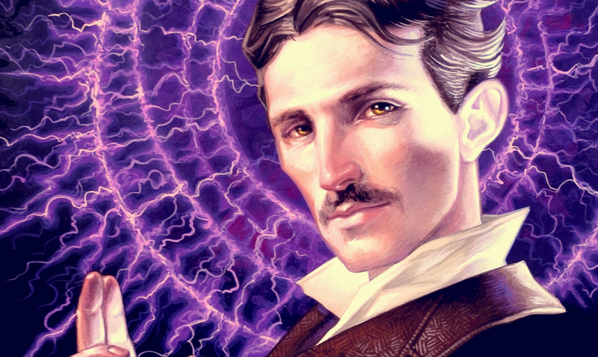 Nikola Tesla's Unique Personal Philosophy and Eccentric Lifestyle Helped Shape His Greatness