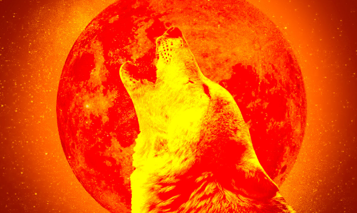 blood moon eclipse leo - photo #12