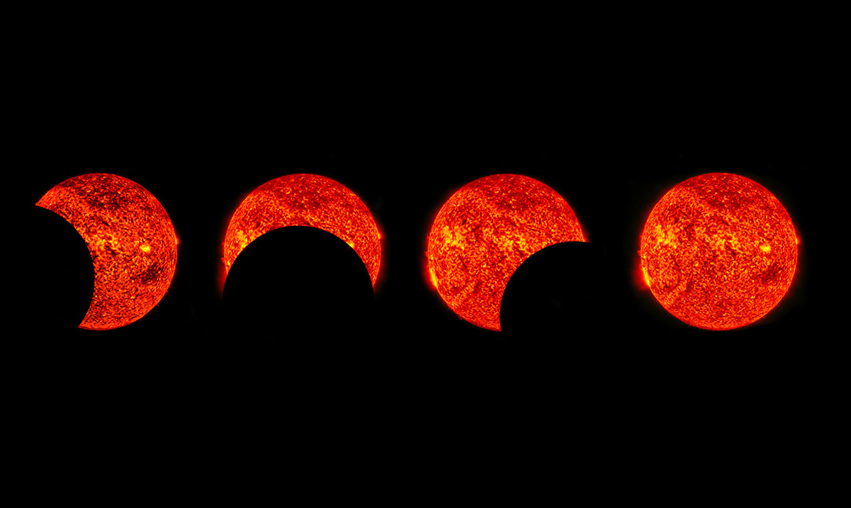This Weekend's Eclipse Is The First of 6 This Year, Here's What You Need To Know