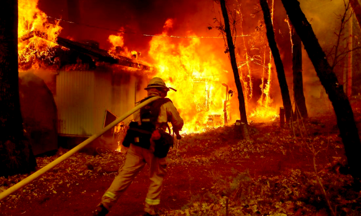 Attorney General Says California's Largest Utility Provider May Face Murder Charges for Deadly Wildfires