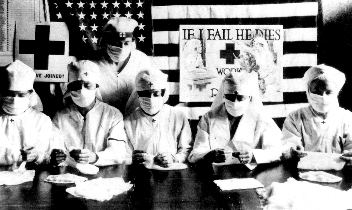 The Same Flu Virus Responsible For The 1918 Pandemic Is Back