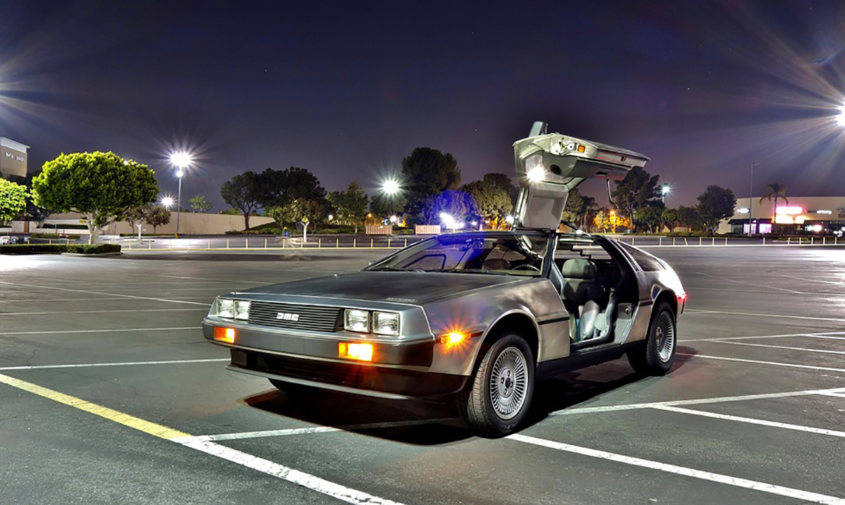 DMC Is Now Resurrecting One of the Most Infamous Cars: the DeLorean