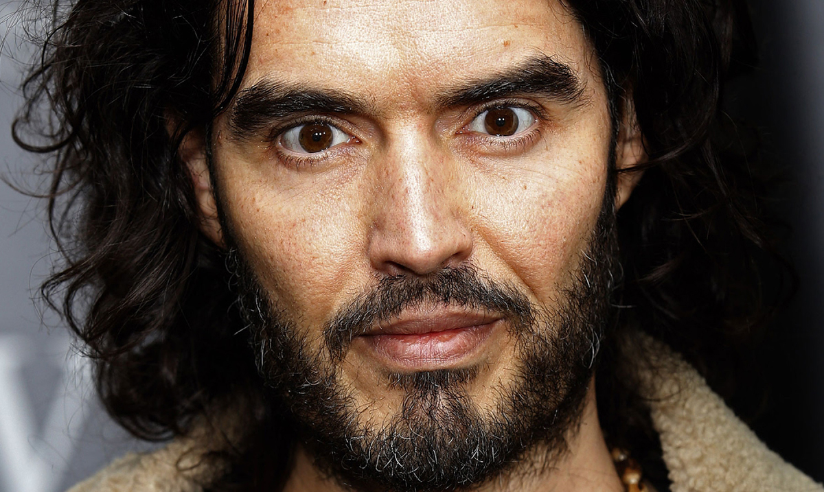 Russell Brand Explains The Toxic Manipulation Tactic Known As Gaslighting (Video)
