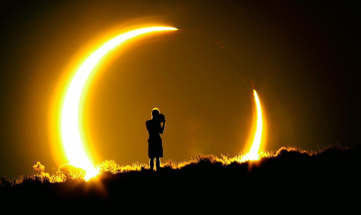 Capricorn Solar Eclipse Ritual January 5-6th 2019