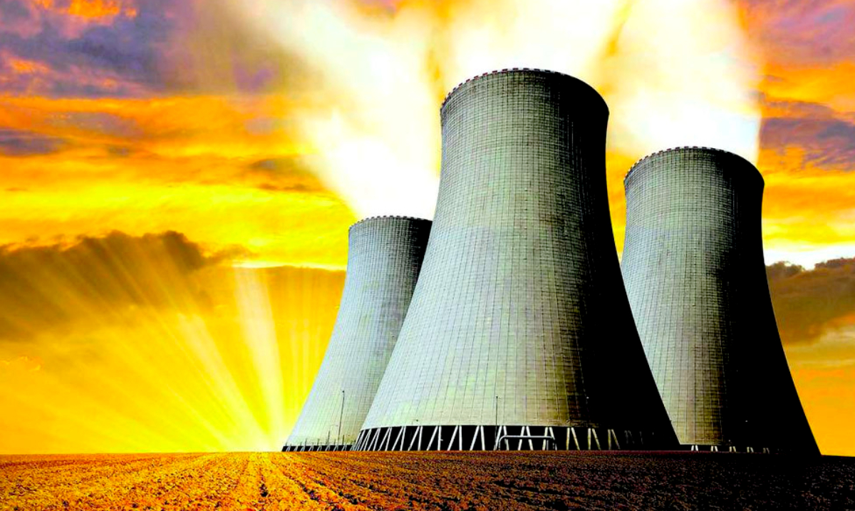 Experts Say The Only Way To Save Our Planet Is Harnessing Nuclear Energy