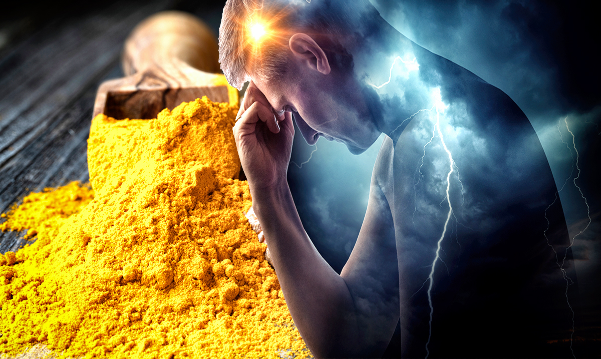 A Pinch Of Turmeric Each Day Can Work Wonders On Your Memory and Mood