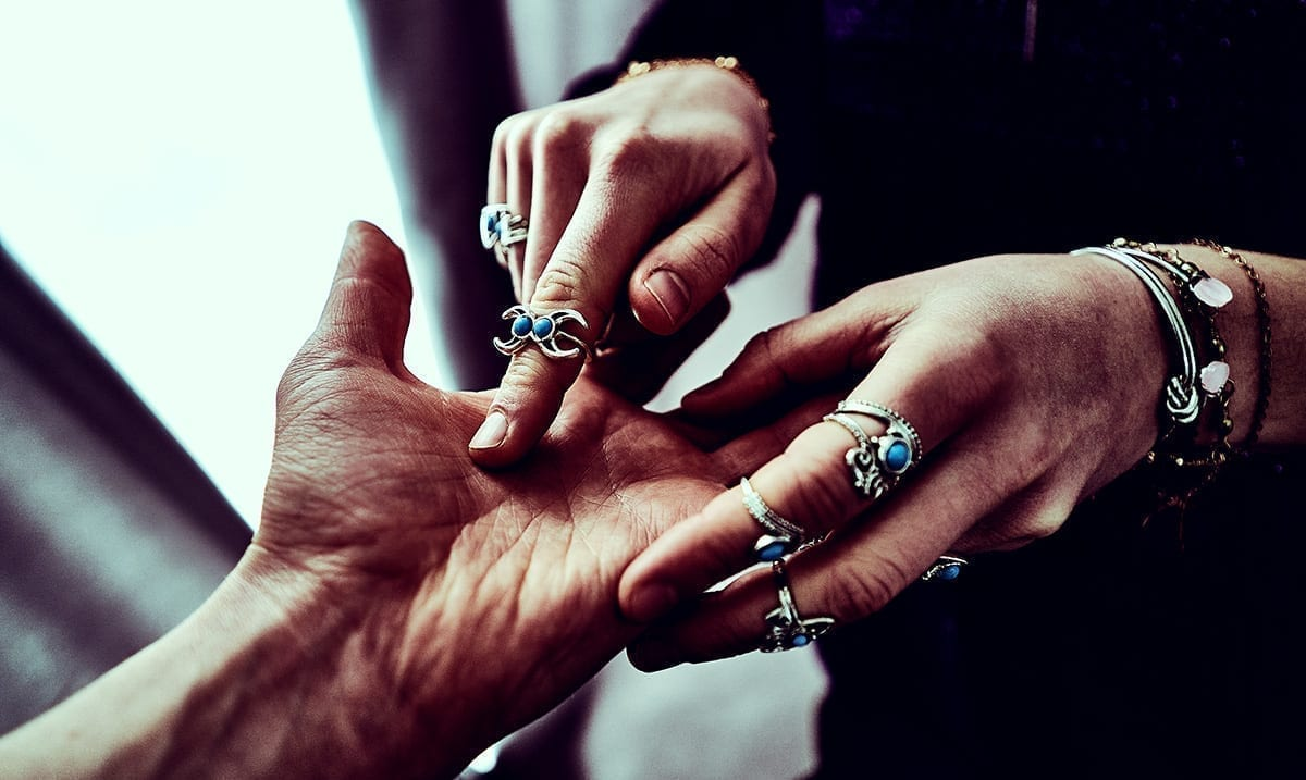 Wearing Rings To Manifest Everything You Wish For In Your Life