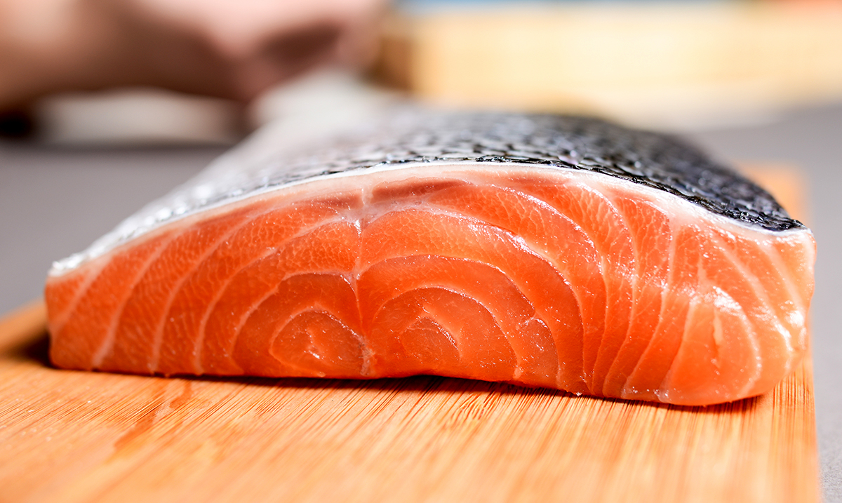 Almost Every Kind Of Wild Fish We Eat Is Infected With Worms