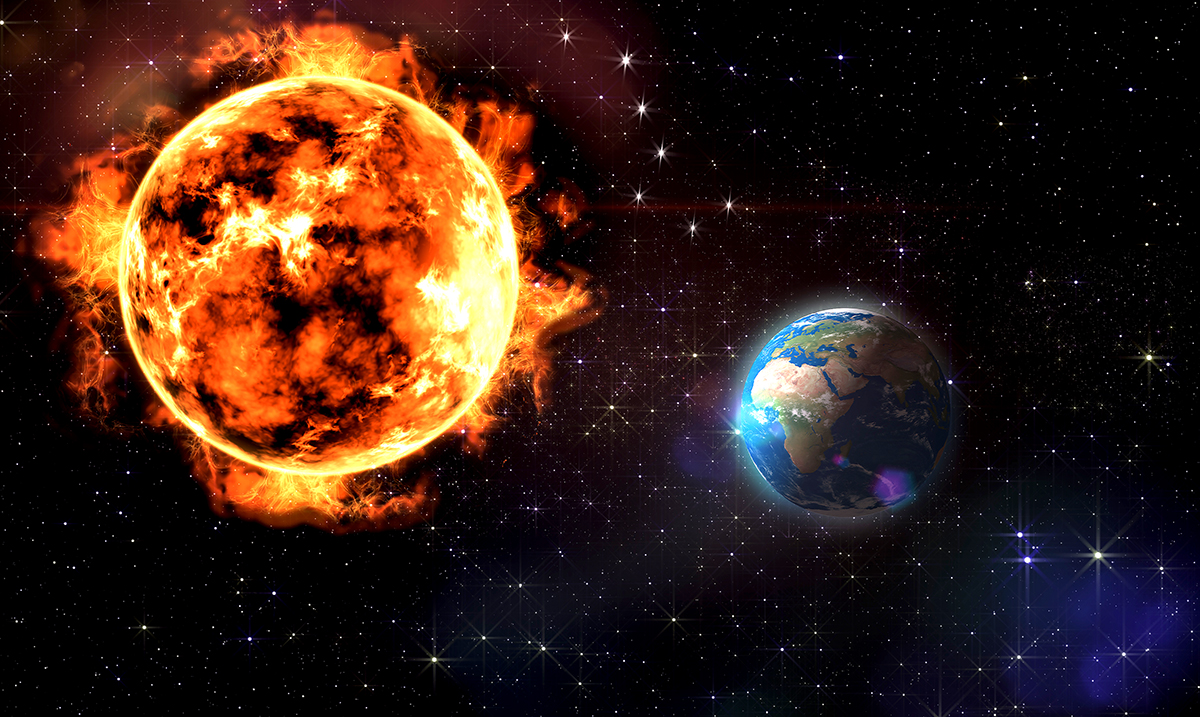 Earth Is Drifting From The Sun, And So Are All The Planets