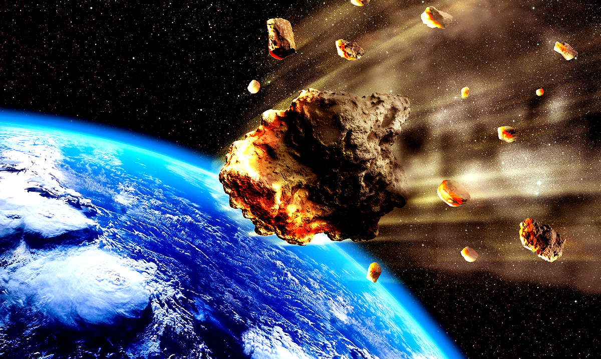 NASA Issues Near Object Alert As Three Large Asteroids Head Our Way