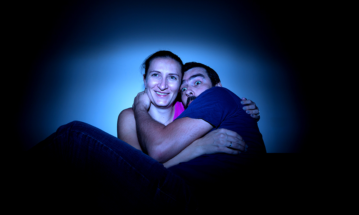 8 Reasons Why You And Your Partner Should Be Watching Horror Movies Together